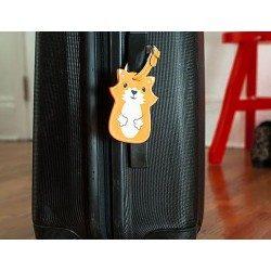 Targhetta per valigia...