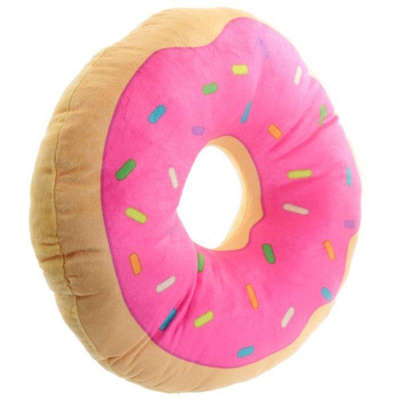 Cuscino A Forma Di Ciambella.Cuscino A Forma Di Ciambella Puckator Donut