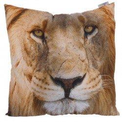 Cuscino con leone Puckator
