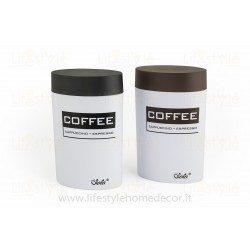 Contenitore ovale per caffè...