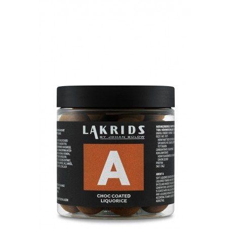 Liquirizia ricoperta di cioccolato al latte Lakrids A Choc Coated Liquorice