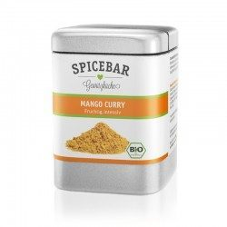 Curry al mango bio Spicebar