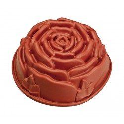 Stampo silicone torta rosa...