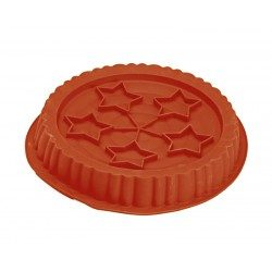 Stampo silicone crostata...