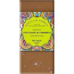 Cioccolato al caramello con...
