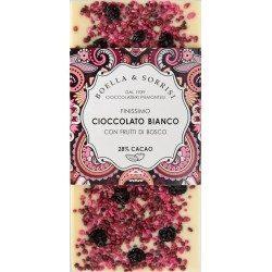 Cioccolato bianco con...