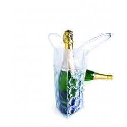 Borsa raffredda bottiglia...