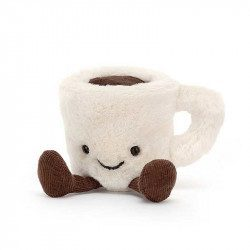 Tazzina da caffè peluche...
