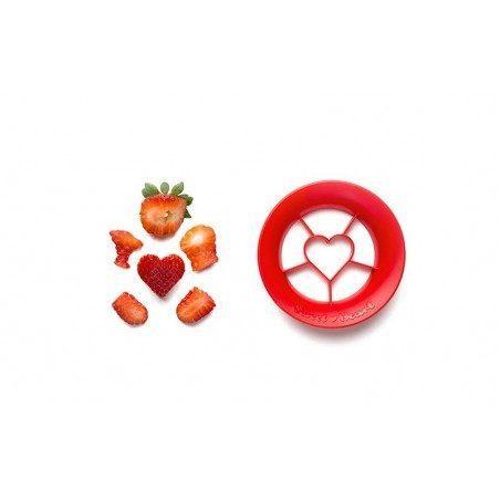Formina a cuore per frutta...